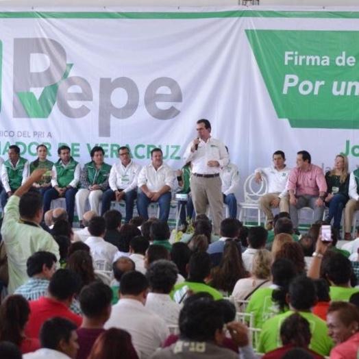 No permitiremos que las malas administraciones nos arrebaten la esperanza: Pepe