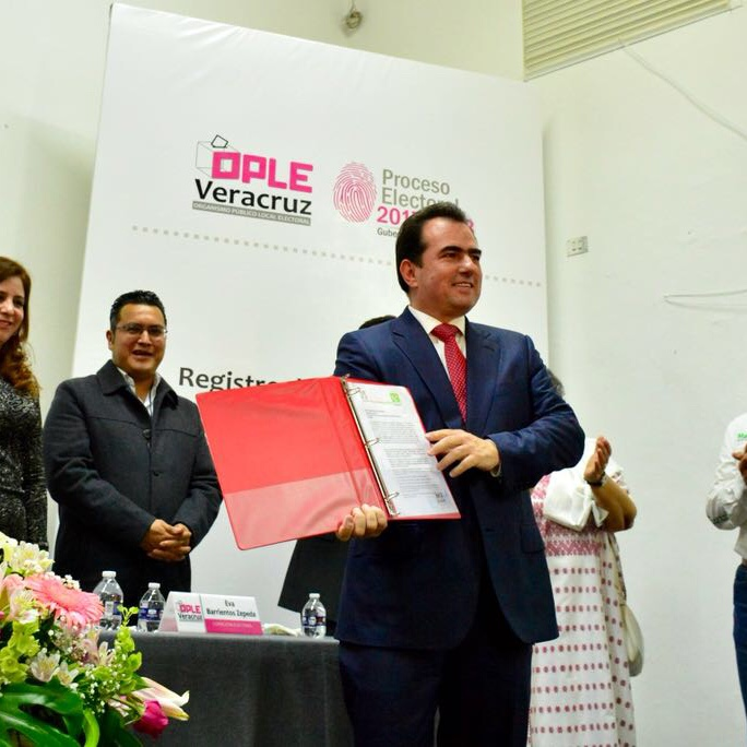 Ninguna regresión antidemocrática en Veracruz: Pepe Yunes